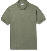 Lacoste - Slim-fit Cotton-piqué Polo Shirt