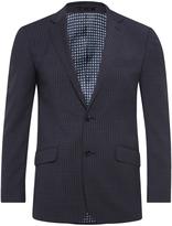 Oxford New Hopkins Wool/Lycra Suit Jacket