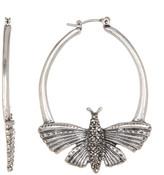 Lucky Brand Butterfly Earrings
