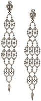 Loree Rodkin diamond chandelier earrings