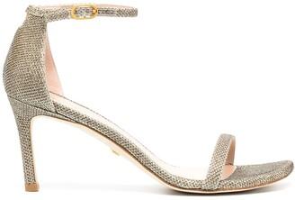 Stuart Weitzman Amelina 75 mid-heel sandals