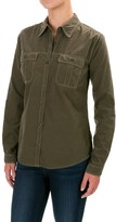 Royal Robbins Cascade Corduroy Shirt - Long Sleeve (For Women)