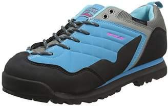 Gola Women's Makay Low Rise Hiking Shoes, (Blue/Grey/Black), 39 EU