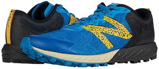 New Balance Summit Unknown v2 (Neo Classic Blue/Varsity Gold) Men's Running Shoes