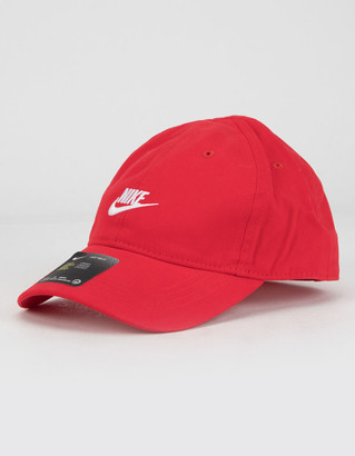 Nike Futura Boys Red Hat