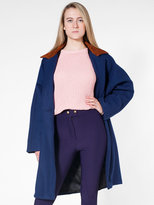 American Apparel Long Wool Coat