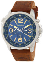 Timberland Men&s Campton Leather Watch