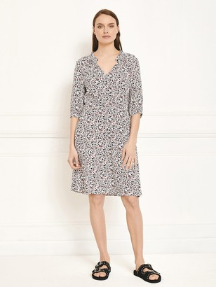 MKT Studio Roklo Dress In Chalk - XS
