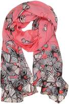 Sakkas CQSXS-5 - Nichole summer gauze featherweight patterned versitile sheer scarf wrap - OS