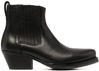 Our Legacy Cuban ankle boots