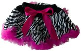 Addison's Anthem Sassy Zebra Tutu, toddler