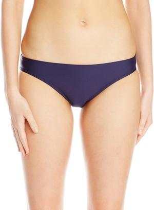 Helen Jon Women's Essentials Tortoise Classic Hipster Bikini Bottom