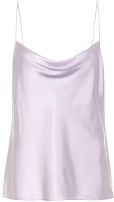 Dorothee Schumacher Sense of Shine silk-blend satin camisole