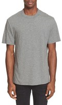 Alexander Wang Men's Crewneck Cotton T-Shirt