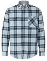 Weatherproof Vintage Brushed Flannel Long Sleeve Shirt - 164761