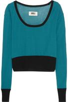 MM6 MAISON MARGIELA Stretch-Knit Sweater