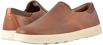 Dunham Colchester Slip-On (Brown) Men's Slip on Shoes
