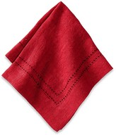 Williams-Sonoma Linen Double Hemstitch Cocktail Napkins, Set of 4