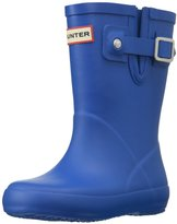 Hunter Flat Sole (Toddler) - Azure-10 Todder