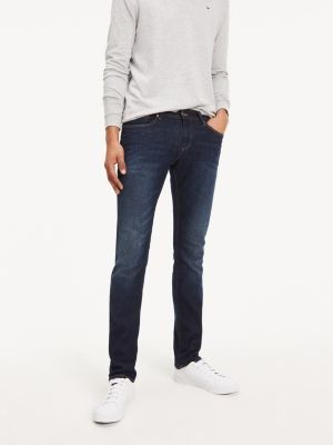 Tommy Hilfiger Stretch Slim Fit Denim Jeans