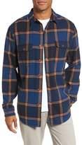 Gant Men's R1 Check Twill Shirt Jacket