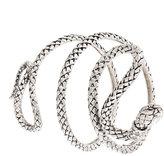 Roberto Cavalli snake arm bracelet