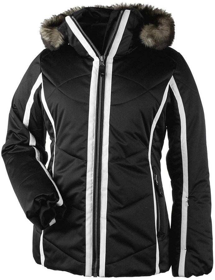Obermeyer Genevieve Down Jacket - Insulated, Removable Faux Fur (For Women)