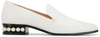 Nicholas Kirkwood 25mm CASATI loafers