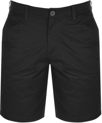 Armani Exchange Chino Shorts Black