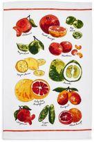"""Sur La Table Varietal Citrus Kitchen Towel, 28"""" x 20"""""""