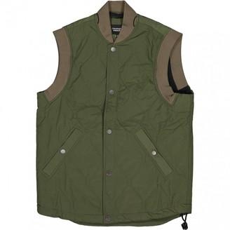 Christopher Raeburn Green Polyester Jackets