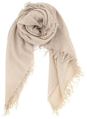 Chan Luu Doeskin Cashmere And Silk Scarf