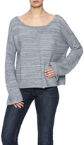 Free People River Blue Sweater