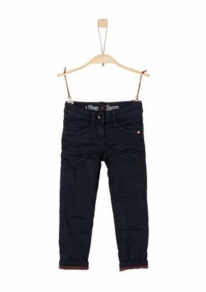 S'Oliver Girls' 53.810.71.3306 Jeans