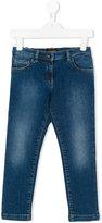 Dolce & Gabbana slim-fit jeans - kids - Cotton/Polyester/Spandex/Elastane - 2 yrs