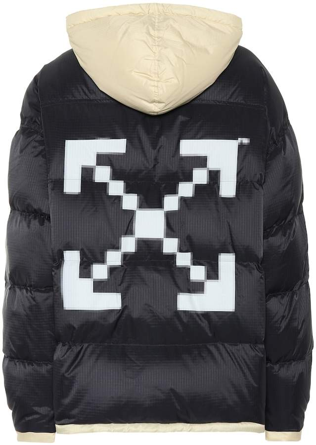 d5cd88ae4 Off White Quilted puffer jacket