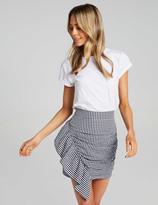 Dotti Zahida Gingham Skirt