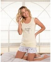 Dodo Oniri Cotton Mix Short Pyjamas