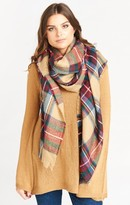 MUMU Blankie Scarf ~ Holiday plaid