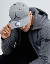 Nike Jordan Jumpman Snapback In Grey 834889-010