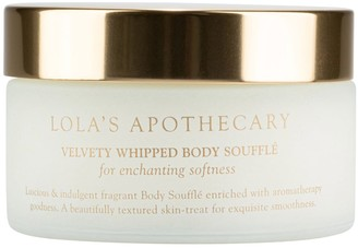 Lola's Apothecary Tranquil Isle Relaxing Body Souffle