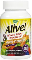 Nature's Way Alive! Multivitamin VCaps, 90 ct