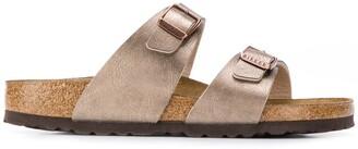 Birkenstock Sydney buckled sandals