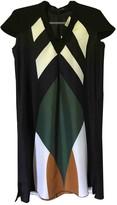Ter Et Bantine Black Silk Dress for Women
