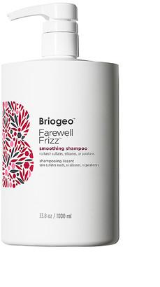 BRIOGEO Farewell Frizz Smoothing Shampoo Liter