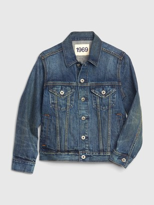 Gap Kids Icon Denim Jacket