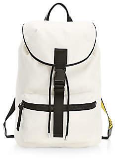 Givenchy Men's Light Logo Webbing Backpack