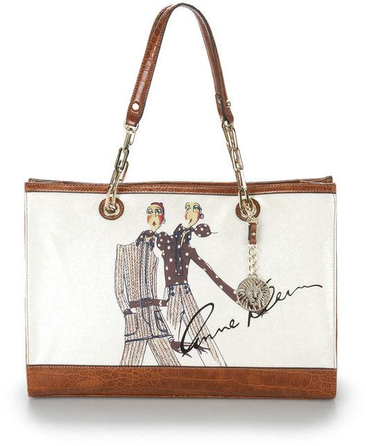 Anne Klein Ladies Who Lunch Satchel Handbag