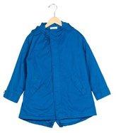 Stella McCartney Girls' Hooded Parka Jacket