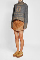 Marc Jacobs Virgin Wool Turtleneck Pullover